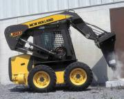 NEW HOLLAND L 150 TIER 3