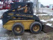 NEW HOLLAND Lx 665