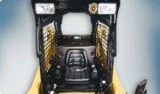 tágas, kényelmes, fűtött, klímás kabin CAMS LIBRA 635